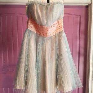 Betsy Johnson dress size 4-6